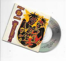 "SOUL II SOUL - Get a life 3"" Inch CD SINGLE 4TR Europe 1989 (10 Records)"