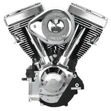 Harley Davidson Glide Electra Classico - Motore v111 Nero - S&S Bici