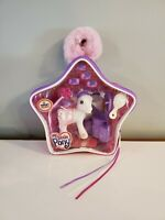 """My Little Pony """"Royalette"""" with Star shaped bag.  Target Exclusive 2005. MIB"""