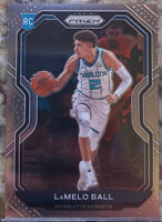 2020-21 Panini Prizm LaMelo Ball Rookie Card #278 Hornets