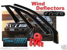 NISSAN Patrol Y61 GR 5.doors  1997 -  Wind deflectors  4.pc  HEKO  24232