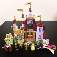 Girl's Castle Model Building Blocks Good Friends Series Toys Kids Gifts