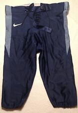 Citadel Bulldogs Authentic Player-Issued Football Game PANTS - Blue