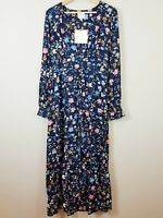 [ LABEL OF LOVE ] Womens Floral Print Maxi Dress NEW + TAGS  | Size AU 10 / US 6