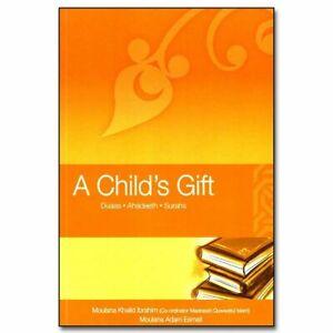 A Child's Gift Duas- Ahadeeth- Surahs Madrasah Book Islamic Guide Book Salaah