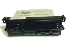 2000 - 2002 infiniti G20 A/C Heater Climate Control Unit P: 27500 7J160 OEM !