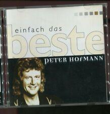"""CD Peter Hofmann """"einfach das beste""""mit Die Musik der Nacht aus Phantom der Oper"""