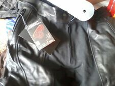 RST ladies leather trousers