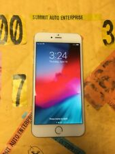 Apple iPhone 6 Plus - 16GB silver factory unlocked excellent condition