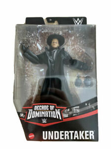 WWE Decade Of Domination Undertaker Action Figure| In Stock |NIB