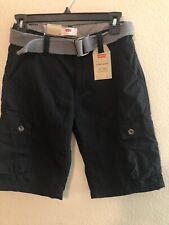 Levis Cargo Shorts, Lvb Weatwood 12 AREG, Boys, New