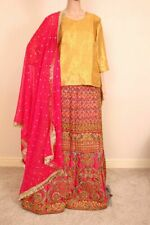 Agha Noor Khaadi Maria B Asim Jofa Inspired formal Party wear Lehnga Choli skirt