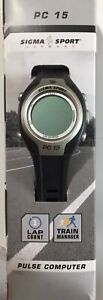 Sigma Sport PC15 Fitness Watch w/o Chest Strap