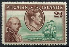 Pitcairn Island Postage Stamps