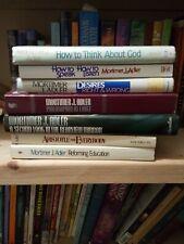 Mortimer Adler books(7 books)