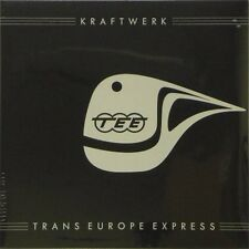 KRAFTWERK 'TRANS-EUROPE EXPRESS' BRAND NEW SEALED RE-ISSUE LP ON 180 GRAM VINYL