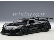 AUTOART 71301 GUMPERT APOLLO S 1/18 DIECAST MODEL CAR BLACK