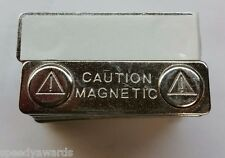 5 SUPER STRONG Magnets for Name Badges, Tags, Pins or Ribbons