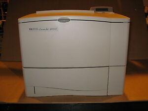 HP LaserJet 4000N 4000 A4 Network Ready Parallel Mono Laser Printer + Warranty