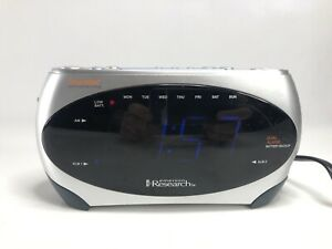 Emerson Research CKS1862 Smartset Digital Dual Alarm AM/FM Clock Radio Tested