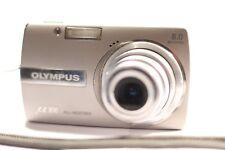 Olympus µ DIGITAL 810 8.0MP Digital Camera - Silver