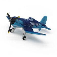 Movie Planes #29 Roscoe Skipper Fighter Diecast Toy Plane USS Flysenhower Loose