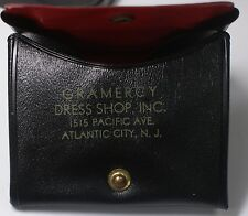 Gramercy Dress Shop Inc 1515 Pacific Ave Atlantic City New Jersey Coin Purse