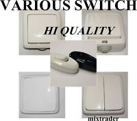 Electric Double or Single Switch Indoor/Outdoor Single Switch /Inline Switch