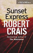 Sunset Express, Crais, Robert, Very Good Book