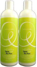 DevaCurl - Curl No-Poo Cleanser 12oz Pack of 2 Packaging Varies