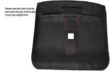 ORANGE STITCH ROOF HEADLINING PU SUEDE SKIN COVER FITS NISSAN S13 200SX 88-93