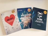 Libro Desarrollo Personal - Cree en Ti - La Trilogía Completa Autor Ruth Nieves