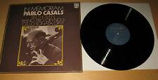 PABLO CASALS In Memoriam (Originale 1959) - LP