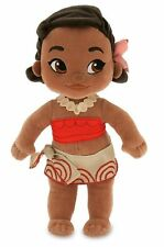 "Disney NWT Moana Animator Collection Plush 12"" Doll NEW"