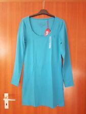 NEU EDC ESPRIT Langarm Stretch Longshirt Bluse Tunika XL 40 42 TOP T-Shirt NEW