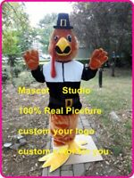 Halloween Turkey Mascot Costume Suit Cosplay Party Game Dress Outfit Adult