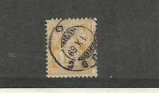 Switzerland, Postage Stamp, #75 Used, 1882
