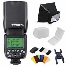 GODOX TT685N i-TTL High Speed Sync 1/8000s HSS Speedlite Flash for Nikon DSLR