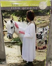 New & Unopened Tina Givens MIA  Dress  Fits SZ S-L ROOMY w SWING TG-A6004