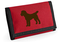 Border Terrier Gift Wallet RipStop Colour Choice Purse Birthday Gift Mothers Day