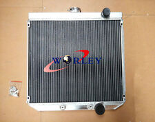 3 Core Aluminum Radiator for FORD Falcon XR XT XW XY Windsor Engine 289 302 351