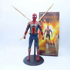 Empire Toys 1/6 Avengers 3 Iron Spider Spider-Man Collectible Figure Statue 12''