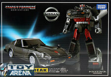 Transformers Masterpiece MP-18 Bluestreak Blue Streak Takara Tomy Fairlady 280Z