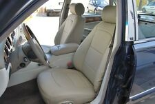 JAGUAR S-TYPE 1999-2008 LEATHER-LIKE CUSTOM FIT SEAT COVER