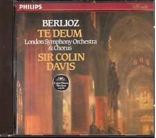 Berlioz: Te Deum / Colin Davis, London Symphony Orchestra - CD Philips