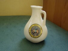 THE SEAL OF HOLMFIRTH YORKSHIRE CREST - JUG - WILLOW ART CRESTED CHINA