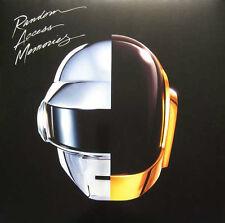 Daft Punk RANDOM ACCESS MEMORIES 180g +MP3s Gatefold GET LUCKY New Vinyl 2 LP