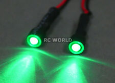 RC Racing Drone Quad LIGHT SYSTEM POWERFUL 10mm HALO LED  - GREEN -