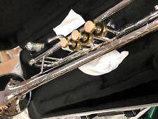 Valkyrie Silver & Gold Mariachi Trumpet Trompeta New Plata Oro Bonito Banda