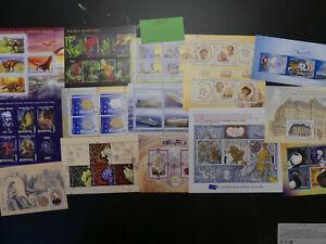 Rumänien 14 Blöcke 2005 postfrisch